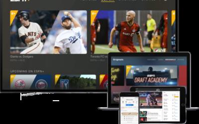 ESPN+ Surpasses 1 Million Paid Subscribers
