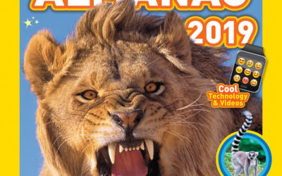 Book Review: National Geographic Kids Almanac 2019