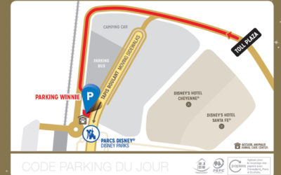 Disneyland Paris Announces New Disney Parking+ Option