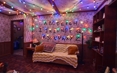 Universal Studios Gives First Look at Stranger Things Maze Coming to Halloween Horror Nights 2018