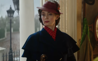 "Disney Release New ""Mary Poppins Returns"" Trailer"