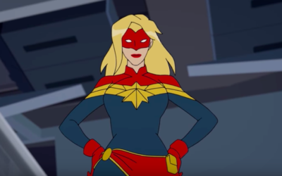 "New ""Marvel Rising: Secret Warriors"" Featurette Answers the Question 'Who is Captain Marvel?'"