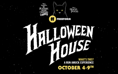 Hollywood's Lombardi House to Transform into Freeform's Halloween House