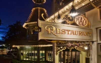 The Plaza Restaurant at Magic Kingdom to Offer Breakfast Beginning in November