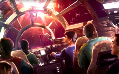 """Solo: A Star Wars Story"" Bonus Feature Offers Special Look at Star Wars: Galaxy's Edge"