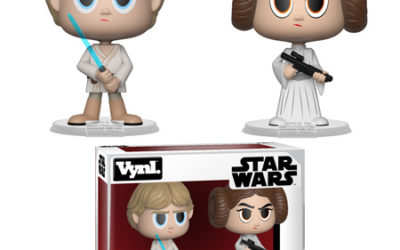 Funko Announces New Star Wars Vynl Figure Sets