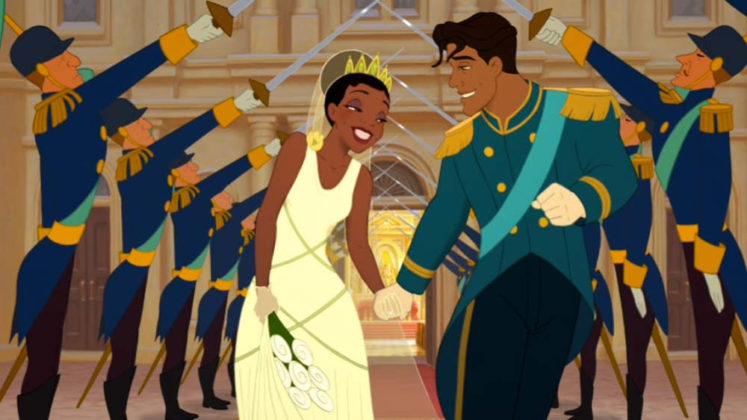Disney Princess films