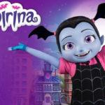 Disney Parks Give First Look at Vampirina Meet and Greet Character Debuting This Weekend