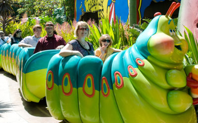 Disney Extinct Attractions: a bug's land