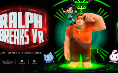 "The Void Announces ""Ralph Breaks VR"" Experience and More"