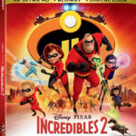 """Incredibles 2"" Arrives on Home Release This Fall"