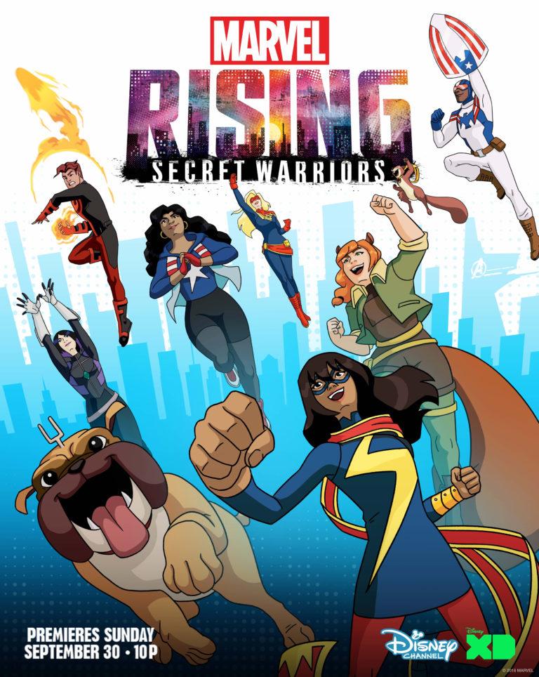 Marvel Rising: Secret Warriors trailer