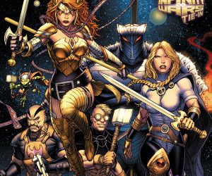 "Comic Review: ""Asgardians of the Galaxy #1"""