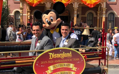 Disneyland Introduces the 2019-2020 Ambassador Team