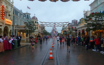 Disneyland Paris Magic Run Weekend