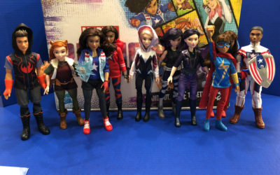 "Toy Review - ""Marvel Rising: Secret Warriors"" Dolls by Hasbro"
