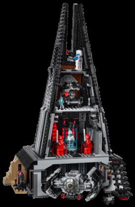 Darth Vader Castle Set