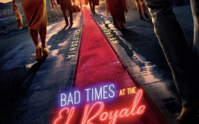 "Fox Movie Review: ""Bad Times at the El Royale."""