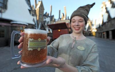 Universal Orlando Resort Celebrates 20 Million Butterbeer Sales