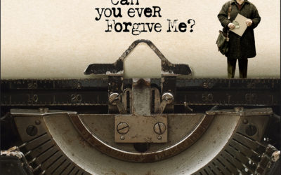 "Fox Film Review: ""Can You Ever Forgive Me?"""