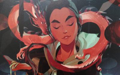 "Video: Disney's ""Mulan"" 20th Anniversary Tribute Art Show At Gallery Nucleus"