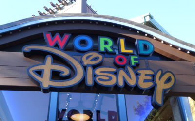 Video: Remodeled World of Disney Opens at Disneyland Resort's Downtown Disney District