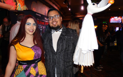"Video: ""The Nightmare Before Christmas"" Celebrates 25th Anniversary at El Capitan Theatre"