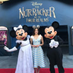 Mackenzie Foy Surprises Guests at the Disneyland Resort