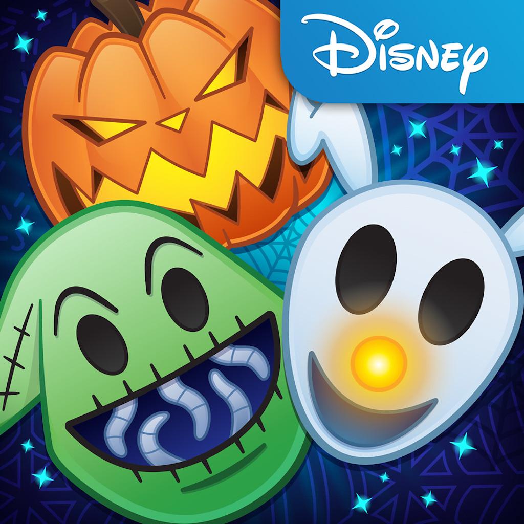 Disney Emoji Blitz & Disney Heroes: Battle Mode Get Halloween Updates