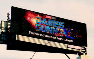 Rehire James Gunn Billboard