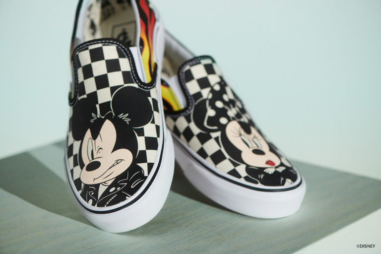 c306ef0b1e Disney x Vans New Collection Releasing October 5 - LaughingPlace.com