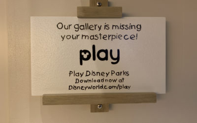 Play Disney Mobile App - New Interactive Experiences at Disney's Art of Animation