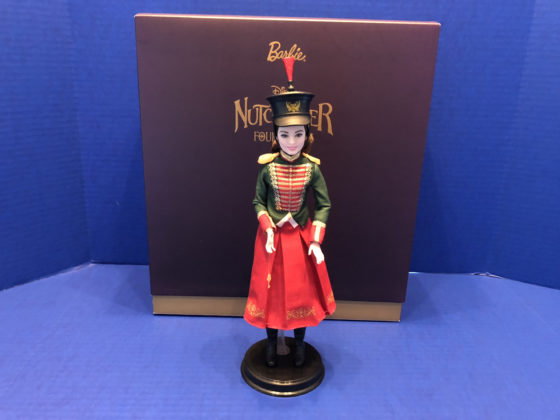 toy review quotthe nutcracker and the four realmsquot dolls by