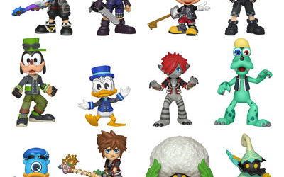 """Kingdom Hearts III"" Funko Pop! Products Coming Soon"