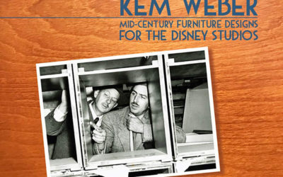 "Book Review - ""Kem Weber: Mid-Century Designs for the Disney Studios"" by Dave Bossert"