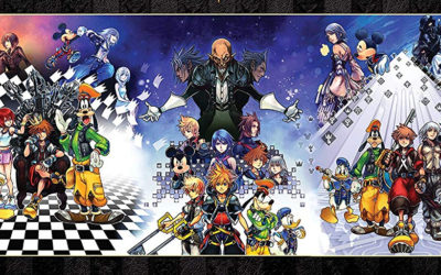 Kingdom Hearts –The Story So Far