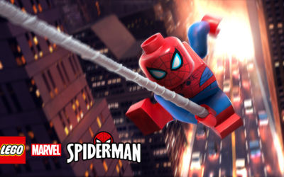 LEGO Marvel Spider-Man: Vexed by Venom Announced