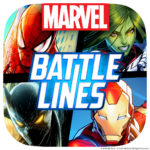 """Marvel Battle Lines"" Mobile Game Launches October 24"