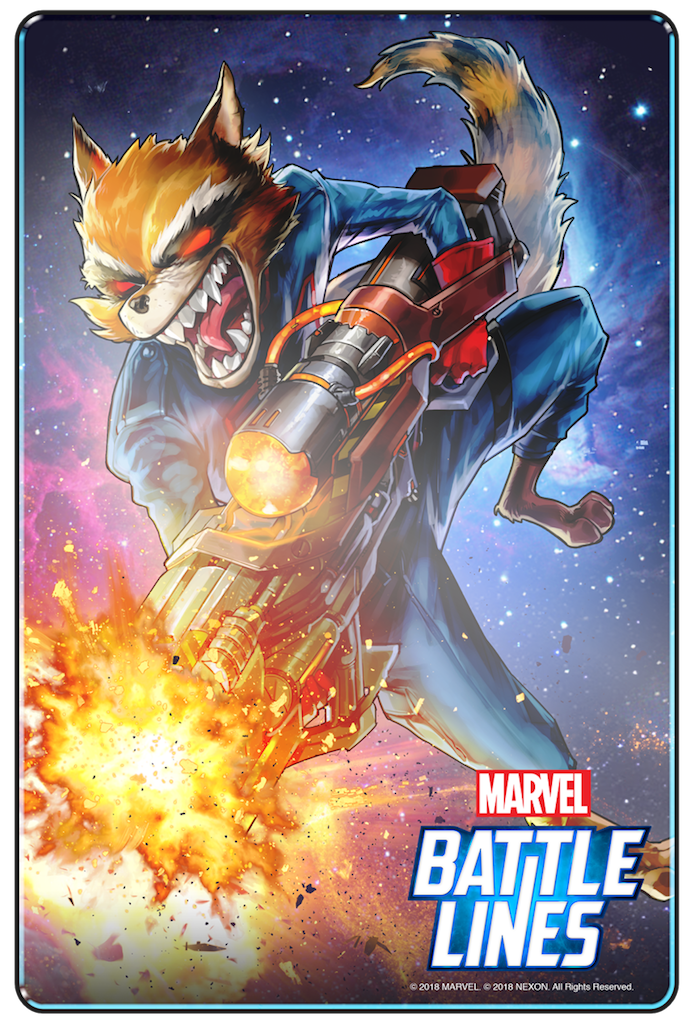 Quot Marvel Battle Lines Quot Mobile Game Launches October 24