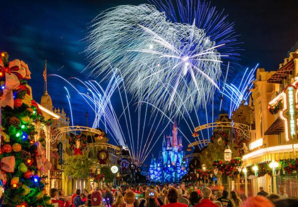 Ultimate Disney Christmastime Package