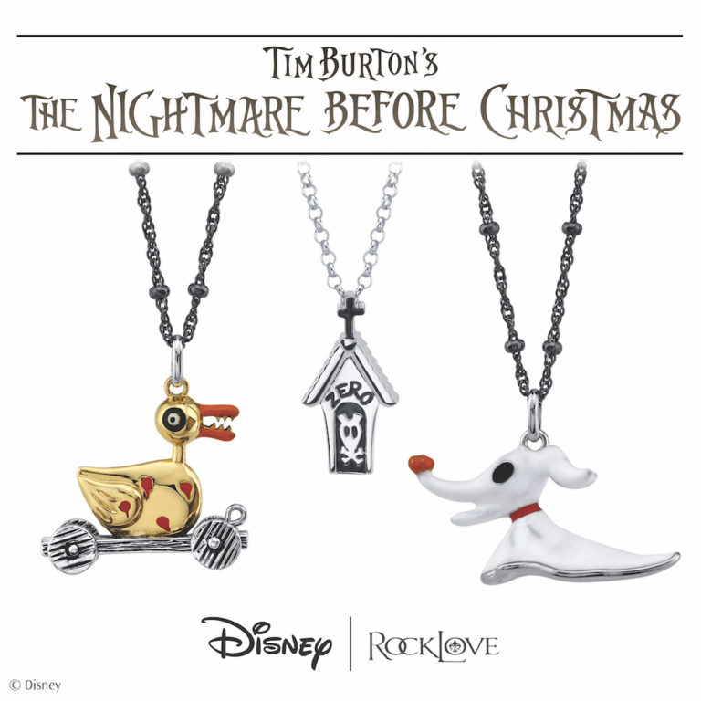 Disney X Rocklove Collection The Nightmare Before Christmas 25th