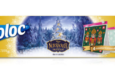 "Disney and Ziploc Seal Deal for ""The Nutcracker and the Four Realms"" Holiday Promotion"