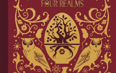 "Book Review: ""The Nutcracker and the Four Realms: The Secret of the Realms - Extended Novelization"""