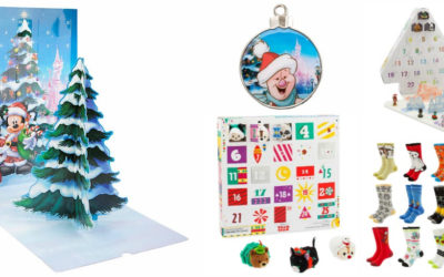 Disney-themed Advent Calendars