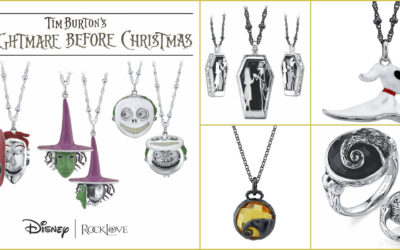 "Disney x RockLove Collection Honors ""The Nightmare Before Christmas"" 25th Anniversary"