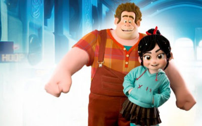 Ralph and Vanellope Meet and Greets Returning to Disney Parks