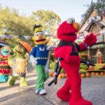 Sesame Street Kids' Weekends Return to Busch Gardens for Halloween Fun