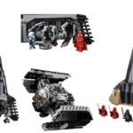 "LEGO Reveals New ""Star Wars"" Darth Vader Castle Set"