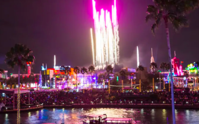 New Year's Eve Festivities Coming to Universal Studios Florida, Tickets for EVE Available Now