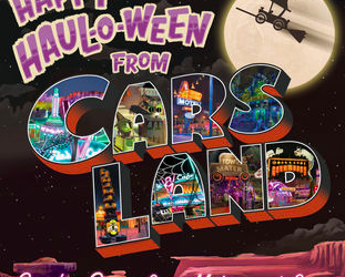 Review: Happy Haul-O-Ween From Cars Land